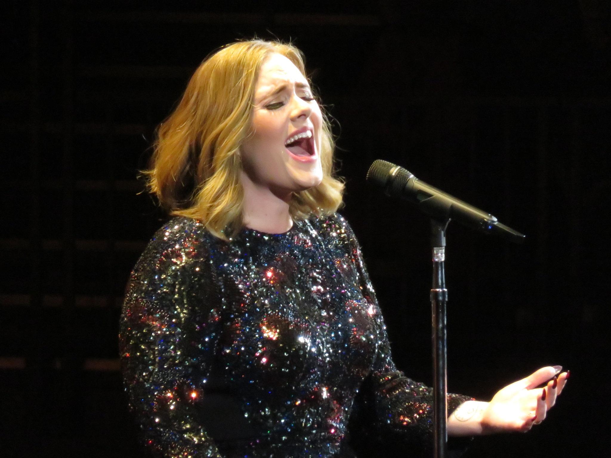 Chanter comme Adèle