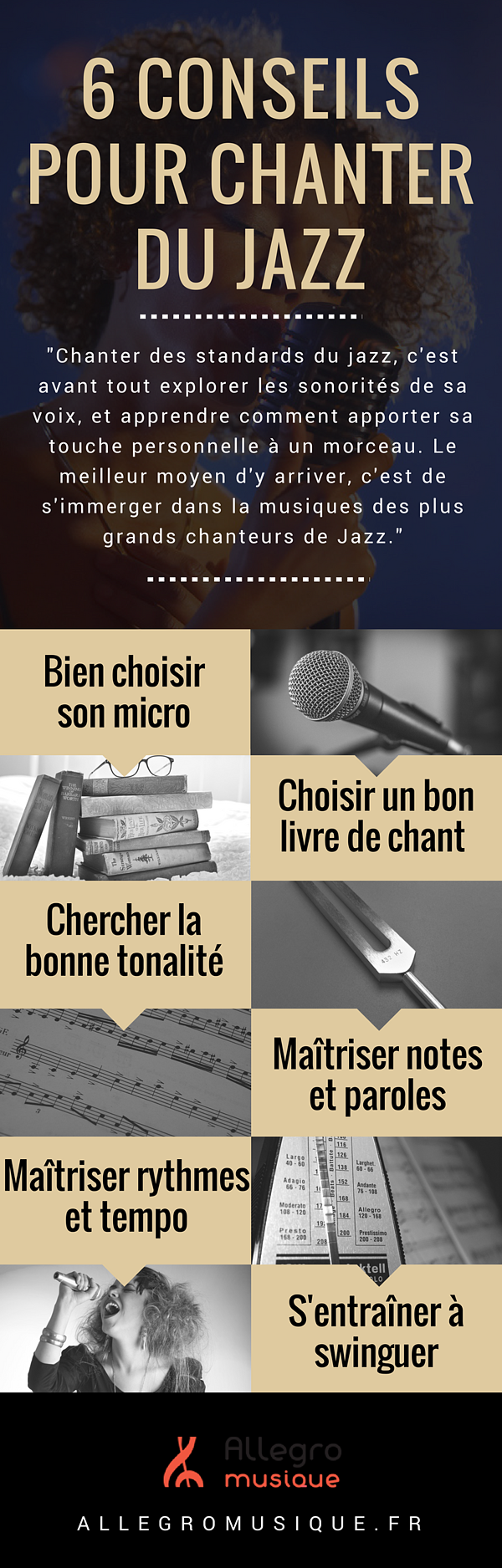 Chanter du jazz
