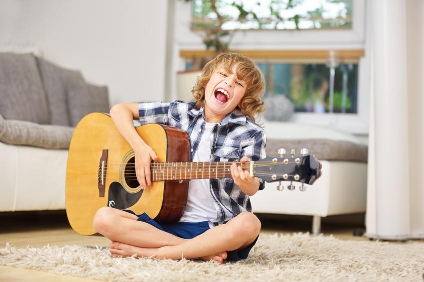 cours de muisique enfant