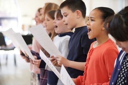 chanter pour apprendre