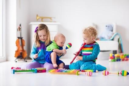 eveil musical enfants