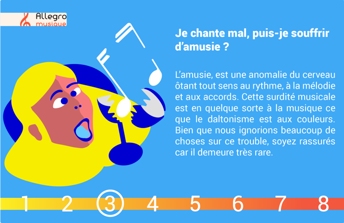 chanter faux