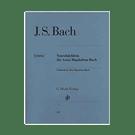Petits livres de notes d'Anna Magdalena Bach - Jean-Sébastien Bach