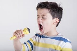 cours de chant pour enfant