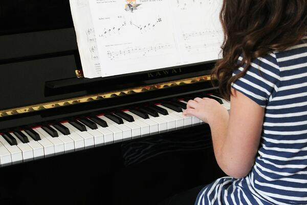 Cours particulier de piano - Allegro Musique