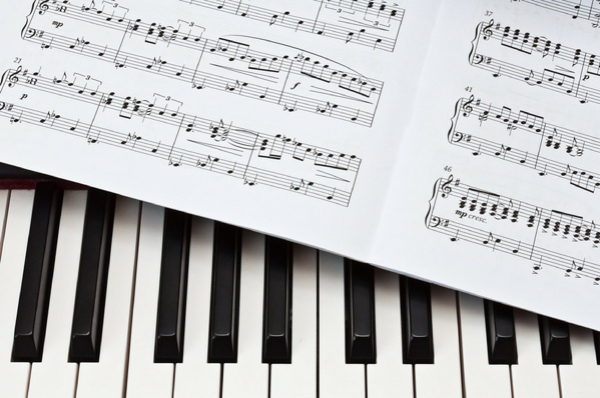 trouver des partitions de piano gratuites