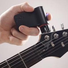 L'accordeur pour guitare