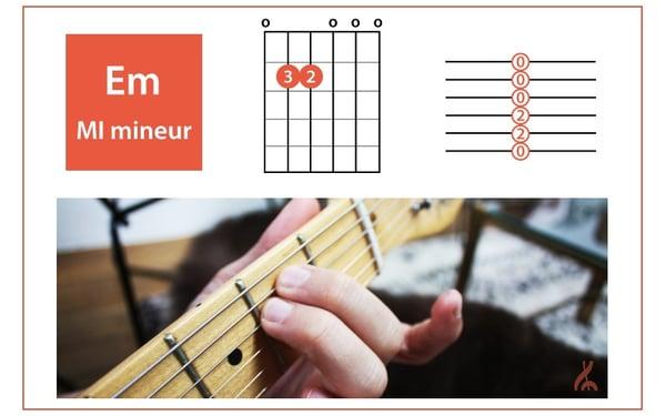 accord-guitare-Em-MI-mineur-allegro-musique
