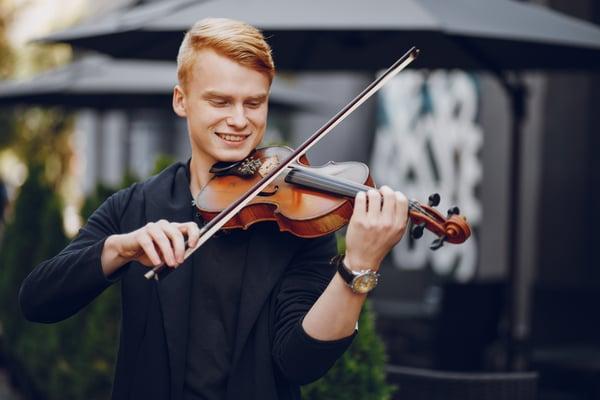 Violonistes - Allegro Musique