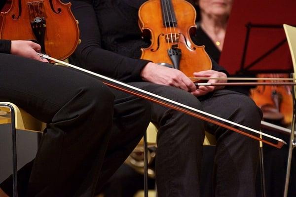 archets de violons