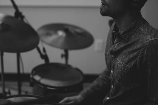 jouer de la batterie en appartement