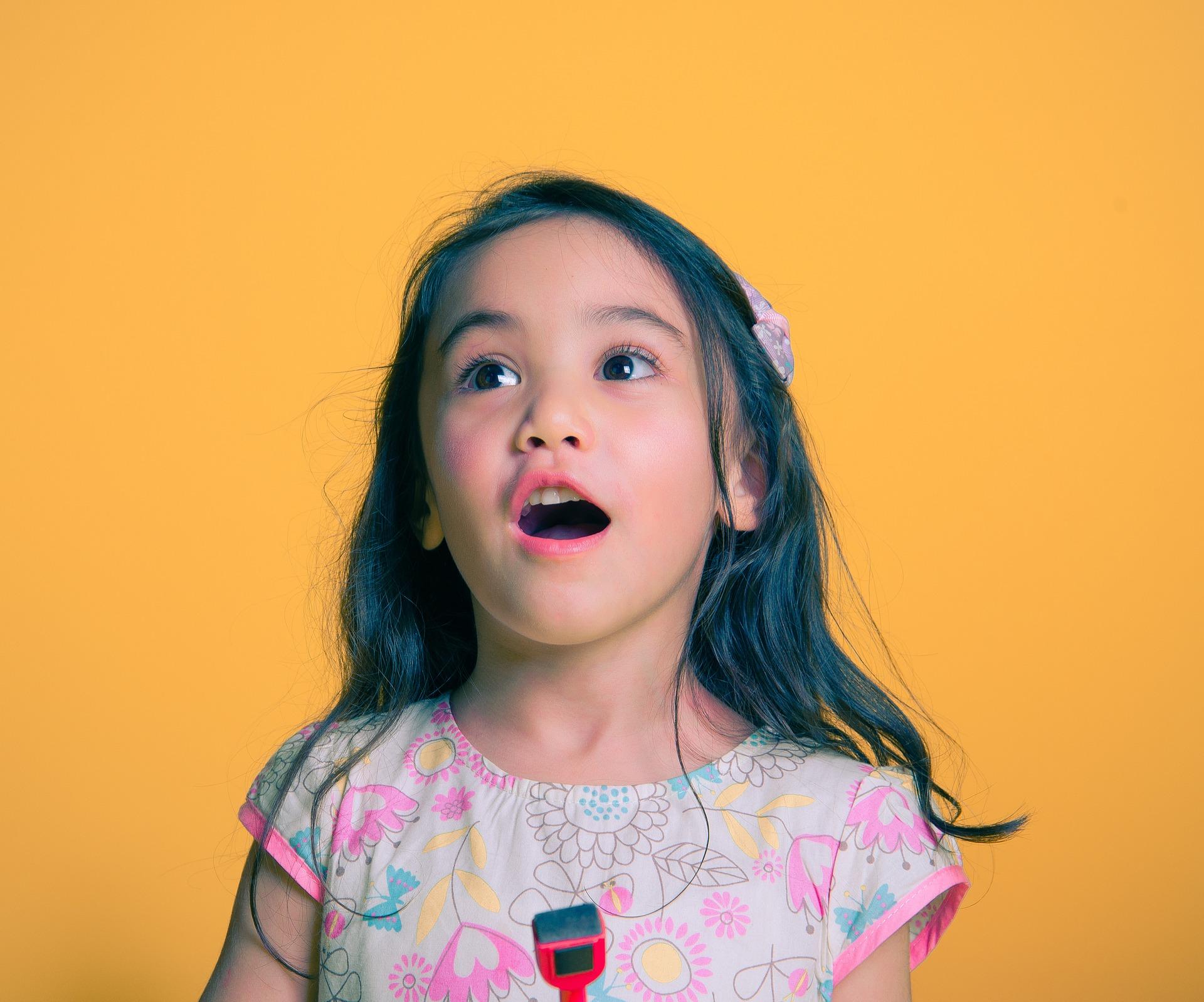 le chant pour les enfants