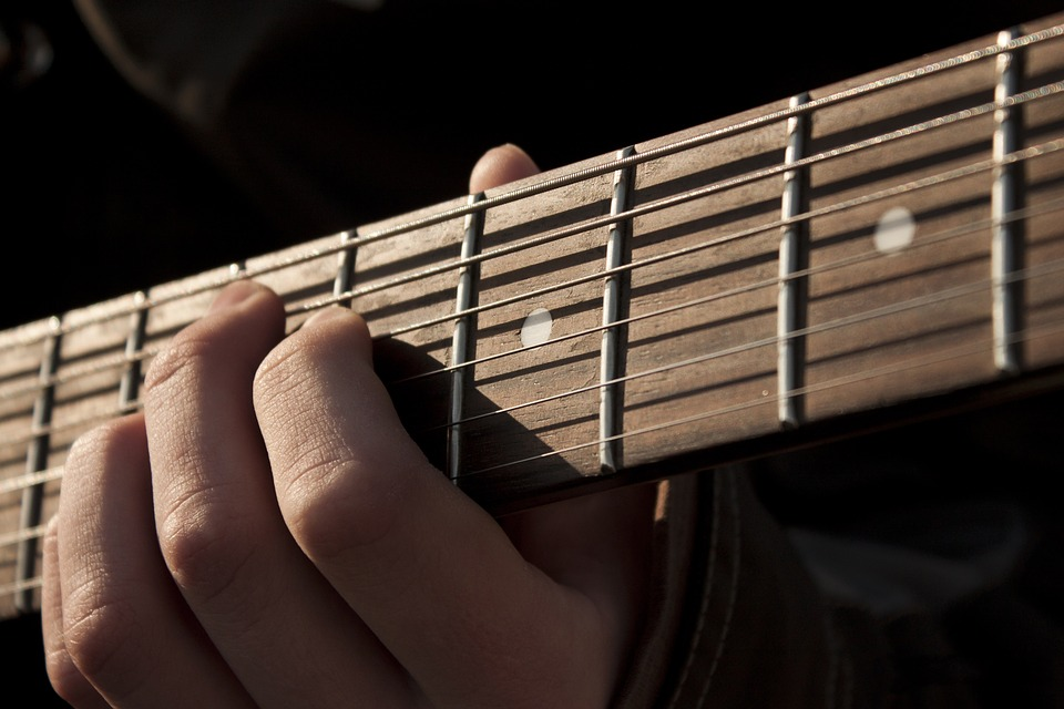 technique d'apprentissage guitare