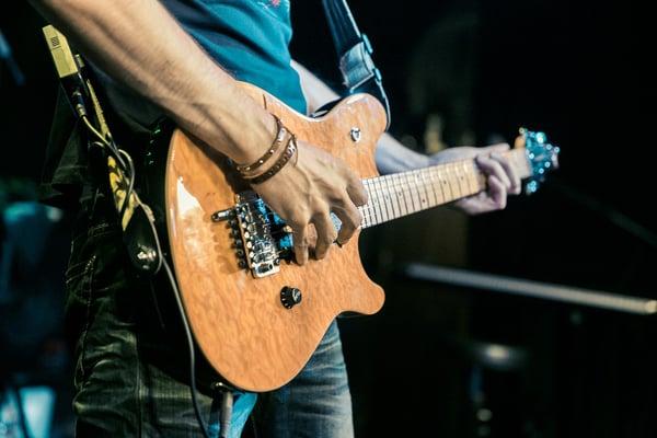 Les différents types de micros pour guitare