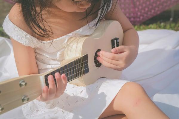 Guitare pour enfant - Allegro Musique