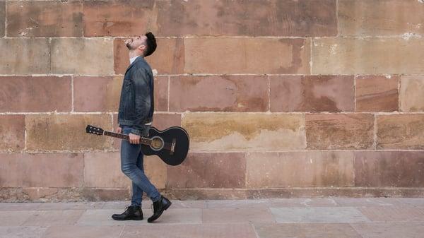 Quel guitare pour un gaucher ?
