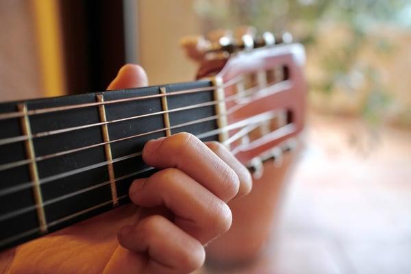 Taille de guitare pour enfant