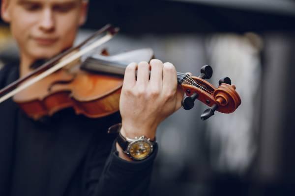Se perfectionner en violon pour réussir un vibrato