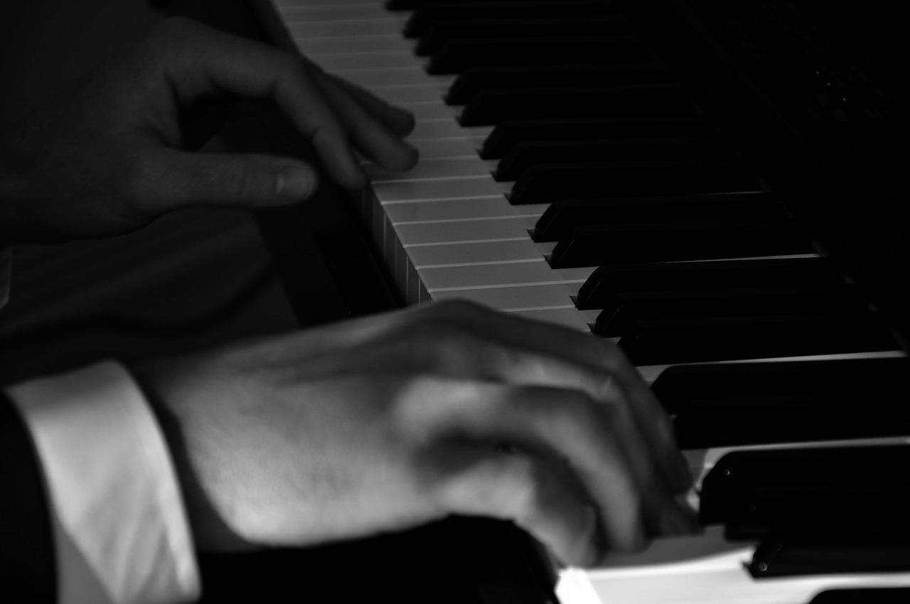technique piano