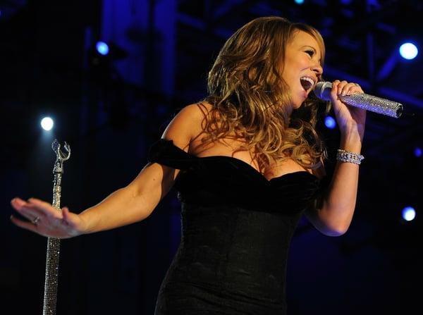 Le fameux vibrato de la chanteuse Mariah Carey