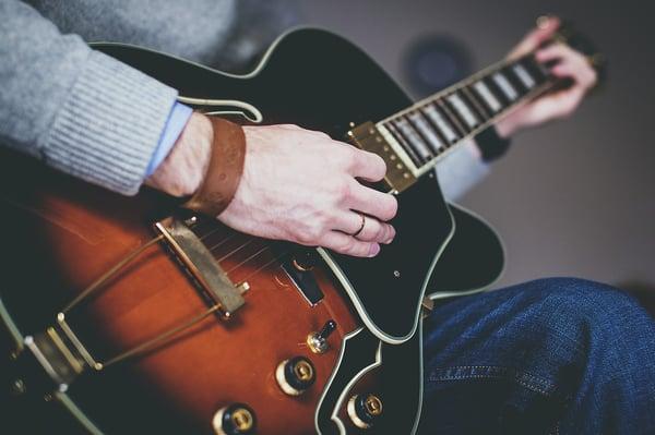 jeu fluide guitare