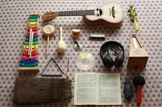 apprendre la musique a mon enfant
