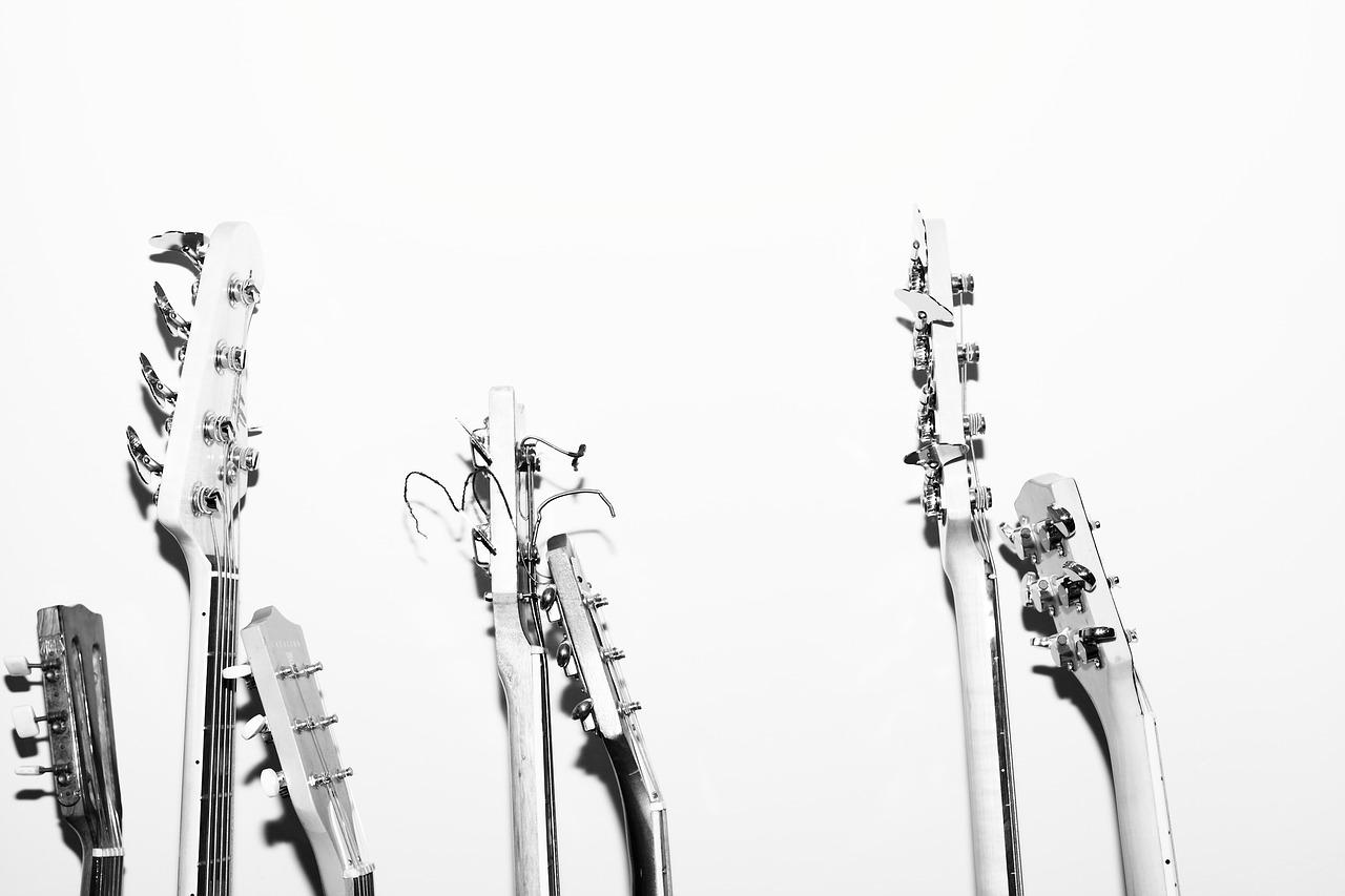 guitare desarcordee