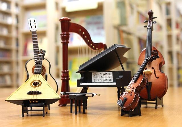 apprendre plusieurs instruments de musique
