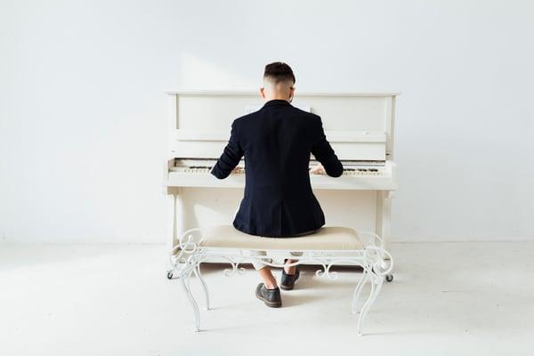 Les techniques pianistique - PIANO