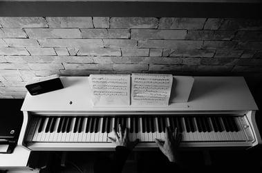 partition facile piano debutant