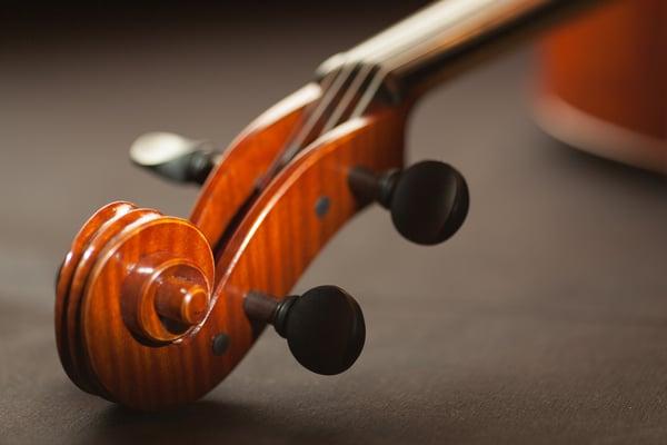 Le prix des accessoires de violon