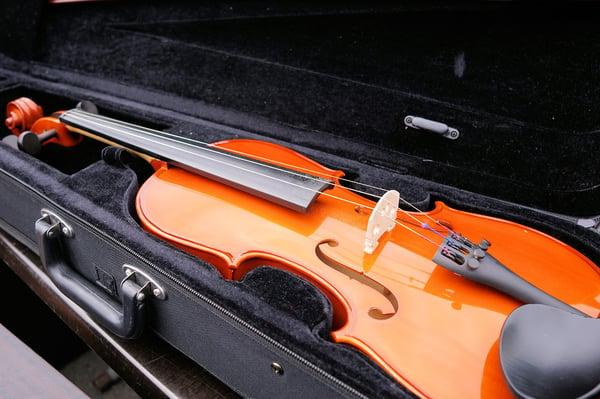 Protéger votre violon - Allegro Musique