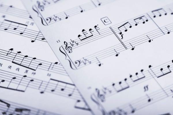 Lire les notes avec le piano