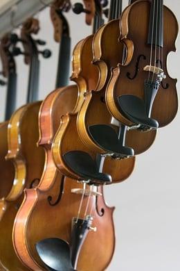 jouer violon seul