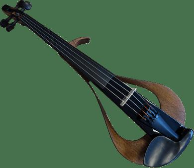 Les paramètres d'un violon électrique