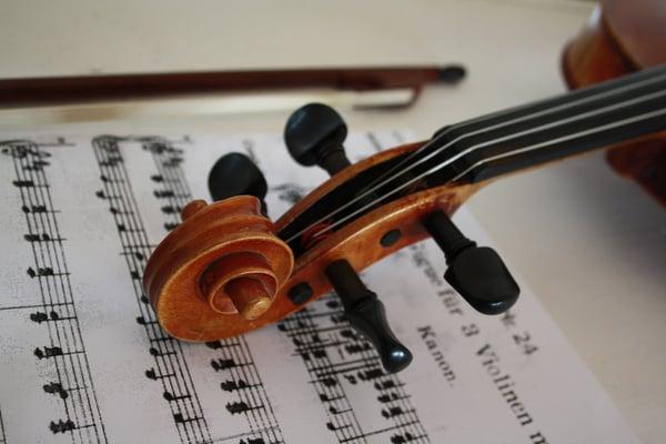 Entretenir son violon - Allegro Musique