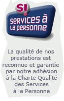 Charte qualité des services à la personne